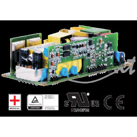 MP-150-24 Cotek Electronic MP-150-24 - Alimentatore Cotek - Open F. 150W 24V - Input 100-240 VAC Alimentatori Automazione