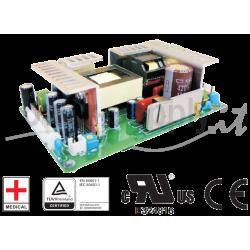 MP-250-12 - Alimentatore Cotek - Open F. 250W 12V - Input 100-240 VAC