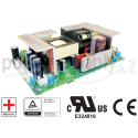 MP-250-48 - Alimentatore Cotek - Open F. 250W 48V - Input 100-240 VAC