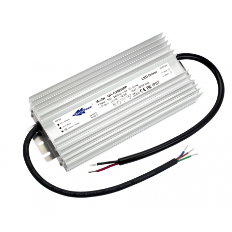CVM300P-36V Glacial Power CVM300P-36V Alimentatore LED Glacial Power - CV - 300W / 36V Alimentatori LED