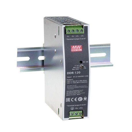 DDR-120C-12 DDR-120C-12 MeanWell Convertitori DC/DC
