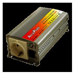 AP12-300GP Alcapower AP12-300GP - Inverter Alcapower 300W - In 12V Out 220 VAC Onda Sinusoidale Modificata Inverters