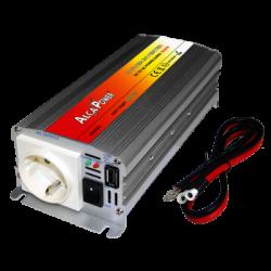 AP12-600GP Alcapower AP12-600GP - Inverter Alcapower 600W - In 12V Out 220 VAC Onda Sinusoidale Modificata Inverters