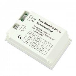 LD-MLT-18 Euchips LD-MLT-18 - Alimentatore LED Euchips - CC - 18W / 350mA Alimentatori LED