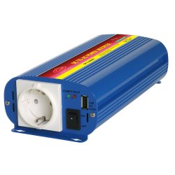AP12-400NS Alcapower AP12-400NS - Inverter Alcapower 400W - In 12V Out 220 VAC Onda Sinusoidale Pura Inverters