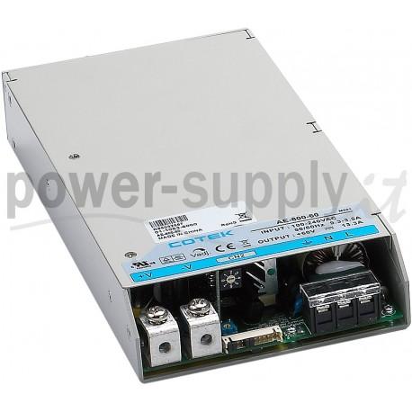 AE-800-15 Cotek Electronic AE-800-15 - Alimentatore Cotek - Boxed 800W 15V - Input 100-240 VAC Alimentatori Automazione