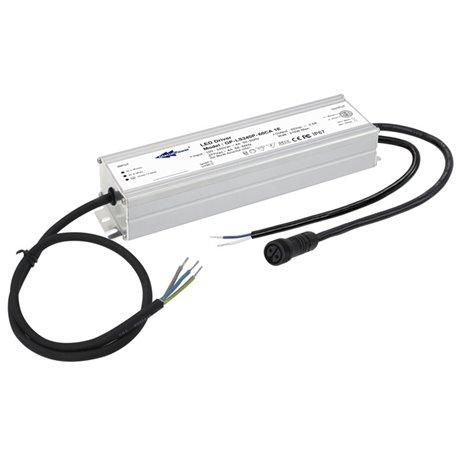 LS240P-60CA-1E Glacial Power LS240P-60CA-1E Alimentatore LED Glacial Power - CV/CC - 192W / 60V / 3200mA - Dimmerabile Ali...