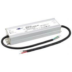 LS240P-24C Alimentatore LED Glacial Power - CV/CC - 240W / 24V / 10000mA