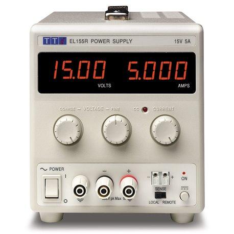 EL183R - Alimentatore da Laboratorio Singolo 54W / 18V / 3A - Input 100-240 VAC