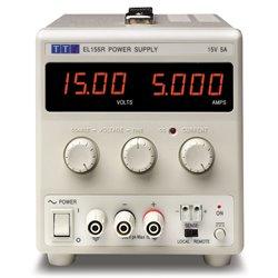 EL155R - Alimentatore da Laboratorio Singolo 75W / 15V / 5A - Input 100-240 VAC