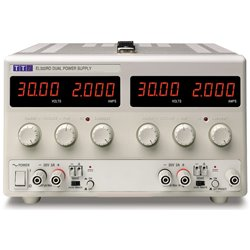 EL302RD - Alimentatore da Laboratorio Duale 120W / 30V / 2A - Input 100-240 VAC