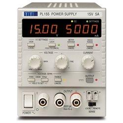 PL155 - Alimentatore da Laboratorio Singolo 75W / 15V / 5A - Input 100-240 VAC