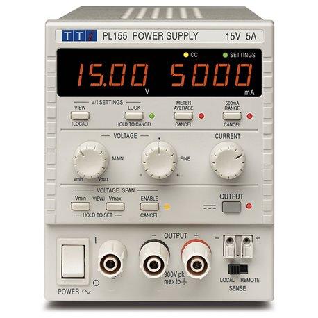 PL303 - Alimentatore da Laboratorio Singolo 90W / 30V / 3A - Input 100-240 VAC