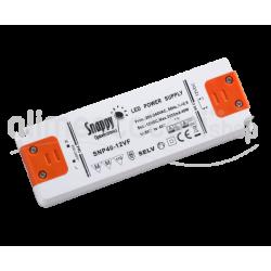 SNP40-24VF Alimentatore LED Snappy - CV - 40W / 24V