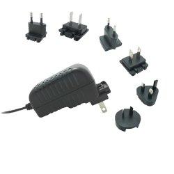TPS-0901000ZZ Top Power TPS-0901000ZZ - Alimentatore Top Power - Wallmount 12W 9V - Input 100-240 VAC Alimentatori Wallmount