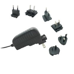 TPS-0504000ZZ Top Power TPS-0504000ZZ - Alimentatore Top Power - Wallmount 24W 5V - Input 100-240 VAC Alimentatori Wallmount