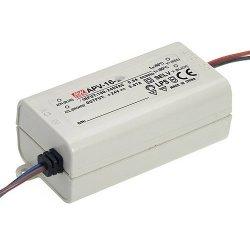 APV-16-24 MeanWell APV-16-24 Alimentatore LED MeanWell - CV - 16W / 24V Alimentatori LED