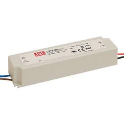 LPV-60-24 LPV-60-24 Alimentatore LED MeanWell - CV - 60W / 24V MeanWell Alimentatori LED
