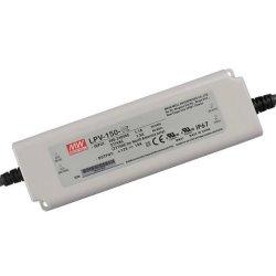 LPV-150-24 MeanWell LPV-150-24 Alimentatore LED MeanWell - CV - 150W / 24V Alimentatori LED