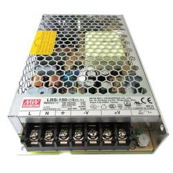 LRS-150-24 - Alimentatore Meanwell - Boxed 150W 24V - Input 100-240 VAC