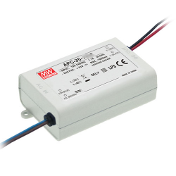APC-35-350 - Alimentatore LED MeanWell - CC - 35W / 350mA
