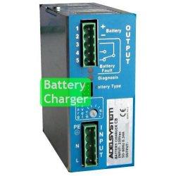 CB243A Adelsystem CB243A- Carica Batterie Evoluto Adelsystem - 70W / 24V / 3A Caricabatterie