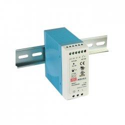 MDR-60-24 - Alimentatore Meanwell - Din Rail 60W 24V - Input 100-240 VAC
