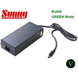 DRST-20024-T3/D4P Sunny DRST-20024-T3/D4P - Alimentatore Sunny - Desktop 200W 24V - Input 100-240 VAC Alimentatori Desktop