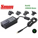 SYS1183-6512-W2E/5521 - Alimentatore Sunny - Wallmount 65W 12V - Input 100-240 VAC