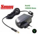 SYS1308-1808-W2E/5521 - Alimentatore Sunny - Wallmount 18W 8V - Input 100-240 VAC