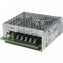 SD-25B-12 MeanWell SD-25B-12 - Convertitore DC/DC MeanWell - CV- 25W / 12V - Ingresso 24VDC Home page