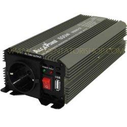IRS600-12 Alcapower IRS600-12 - Inverter Alcapower 600W - In 12V Out 220 VAC Onda Sinusoidale Modificata Inverters