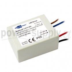 LD10-30C Glacial Power LD10-30C - Alimentatore LED Glacial Power - CC - 10W / 350mA Alimentatori LED