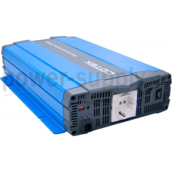 SP-1500-212 Cotek Electronic SP-1500-212 - Inverter Cotek 1500W - In 12V Out 220 VAC Onda Sinusoidale Pura - Transfer Switc...