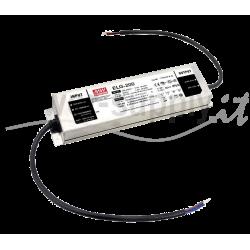 ELG-200-24-3Y MeanWell ELG-200-24-3Y Alimentatore LED MeanWell - CV/CC - 200W / 24V / 8400mA Alimentatori LED