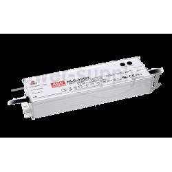 HLG-100H-20A Alimentatore LED MeanWell - CV/CC - 100W / 20V / 4800mA Dimming