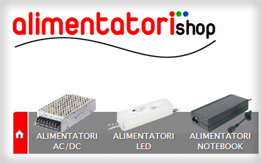 Acquista i nostri prodotti su AlimentatoriShop.com