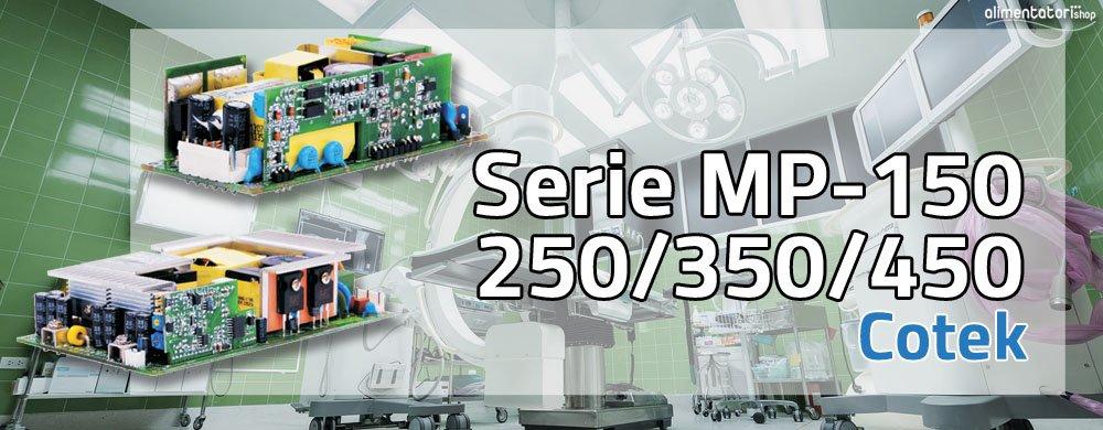 Rilasciata nuove Serie di Alimentatori Medicali Cotek MP-150/250/350/450